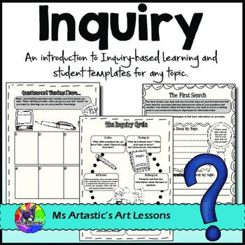 Marcia Tate Lesson Plan Template Inquiry and Research A Guided Unit for Any topic with