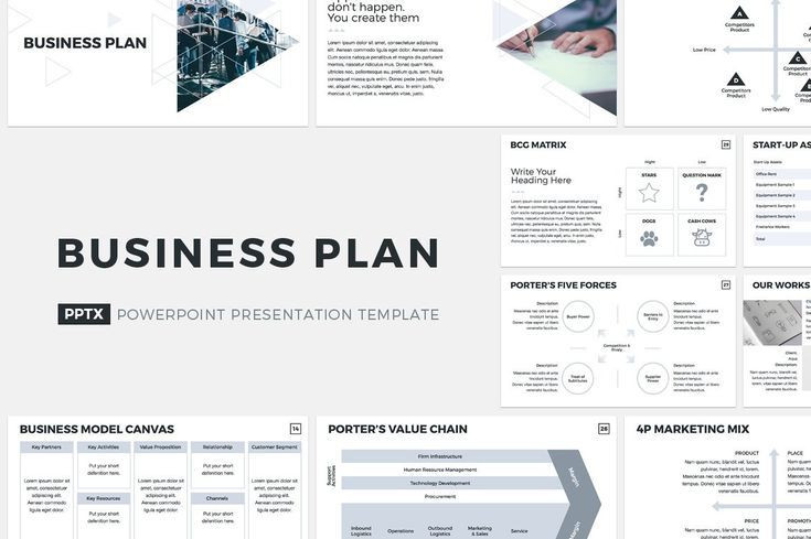 Marketing Plan Presentation Template Marketing Plan Powerpoint Marketing Powerpoint