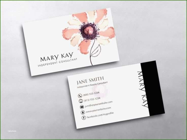 Mary Kay Business Plan Template Mary Kay Business Card Template Free 20 Objective with