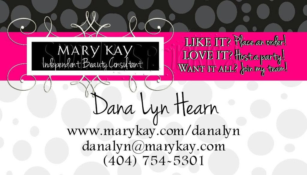 Mary Kay Business Plan Template Mary Kay Business Cards Template Free Business Card