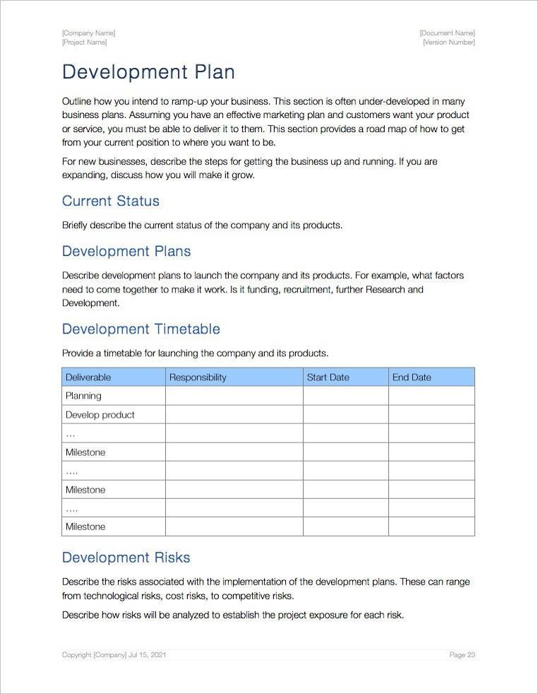 Pages Business Plan Template Apple Pages Business Plan Template Lovely Business Plan