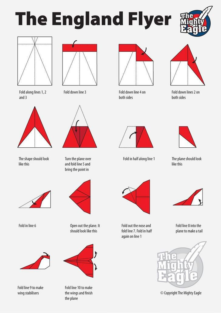 Paper Airplane Template for Those who Don T Want to Work