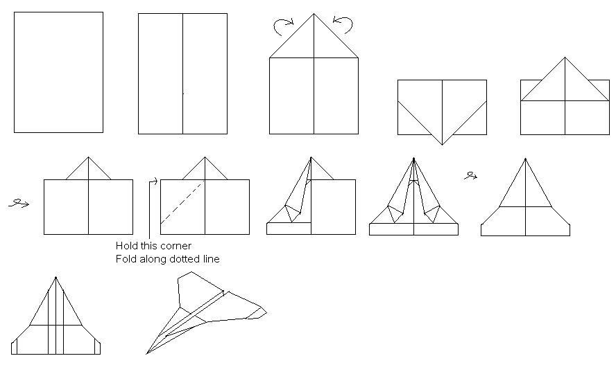 Paper Airplane Template Paper Airplane Ideas