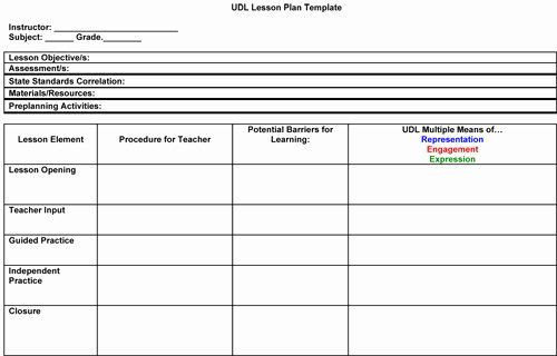 Pe Lesson Plan Template Blank Physical Education Lesson Plan Templates Best Best S