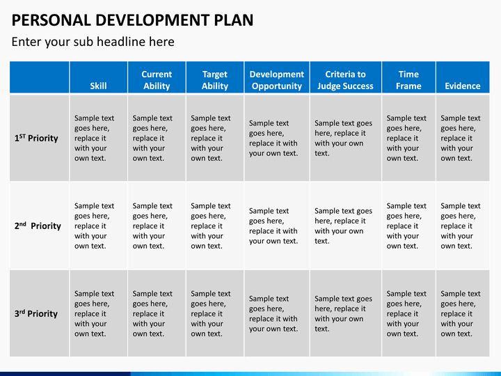 Personal Strategic Plan Template Personal Strategic Plan Template Best Personal