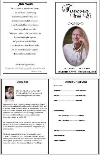 Planning A Funeral Service Template How to Create A Memorial Invitation for Your Father S