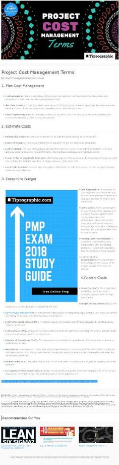 Pmp Study Plan Template 20 Pmp Study Ideas