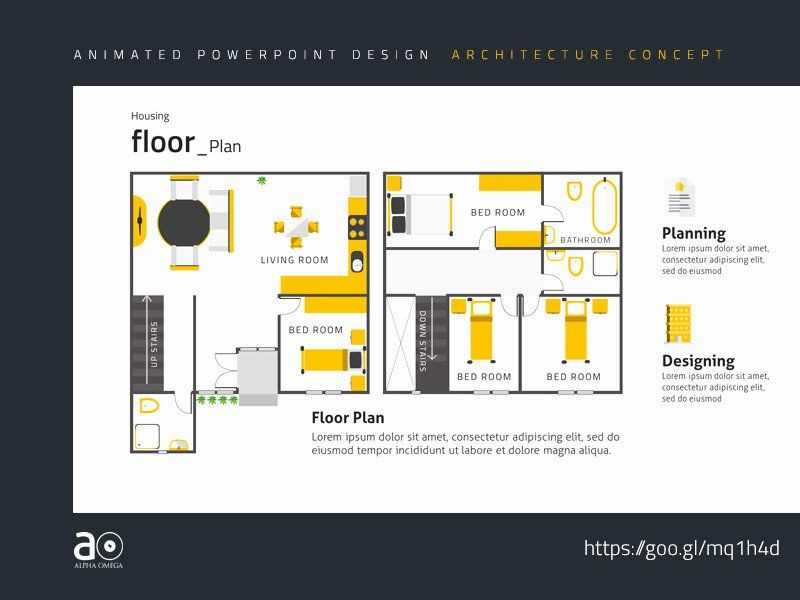 Powerpoint Floor Plan Template Powerpoint Floor Plan Template Elegant Arc Animated