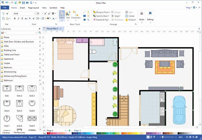 Powerpoint Floor Plan Template Powerpoint Floor Plan Template Inspirational Create Floor