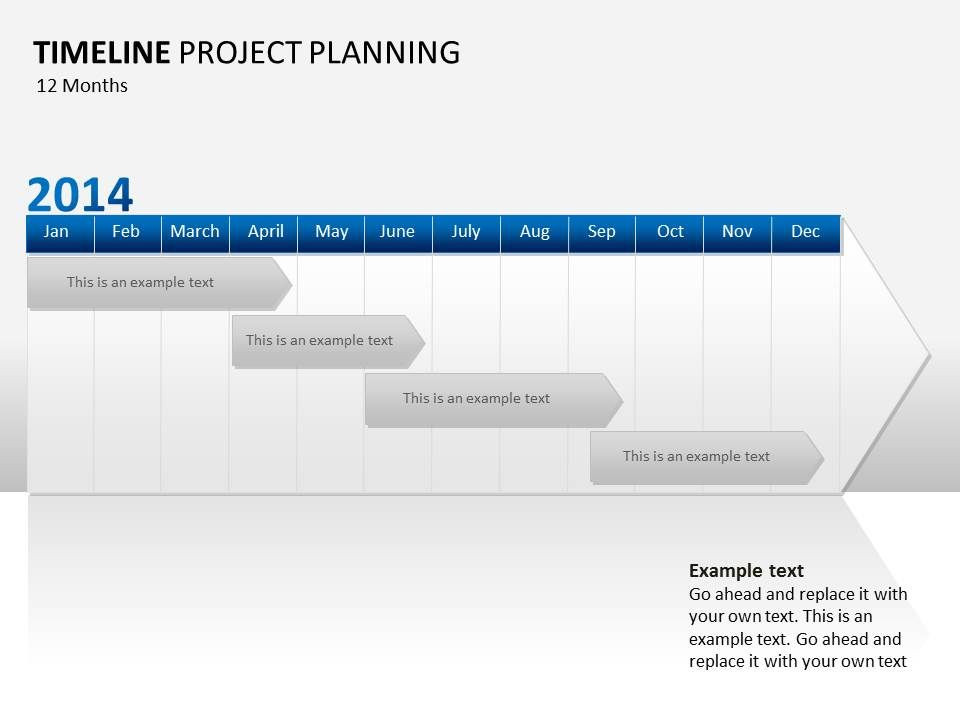 Project Plan Powerpoint Template Powerpoint Slide Templates Timeline Project Planning