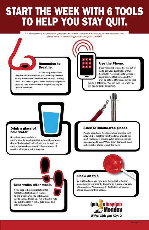 Quit Smoking Plan Template Quit Smoking