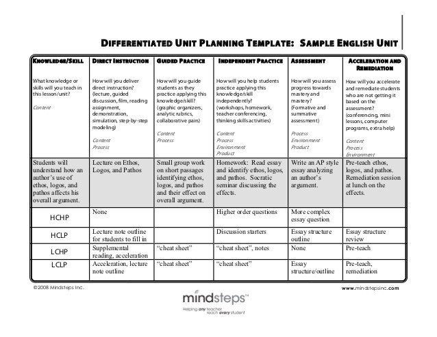 Reading Mastery Lesson Plan Template Remediation Action Plan Template Differentiation Sample
