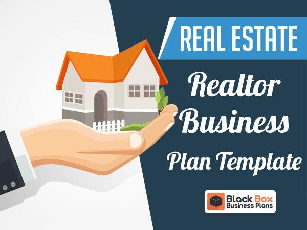 Realtor Business Plan Template Real Estate Realtor Pany Business Plan Template