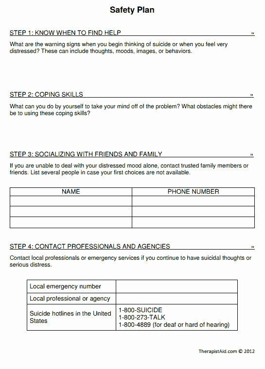 Relapse Prevention Plan Template Pin On Workish Crisis