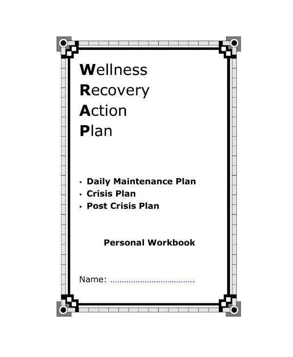 Relapse Prevention Plan Worksheet Template Wellness Recovery Action Plan Worksheet Worksheetfun In