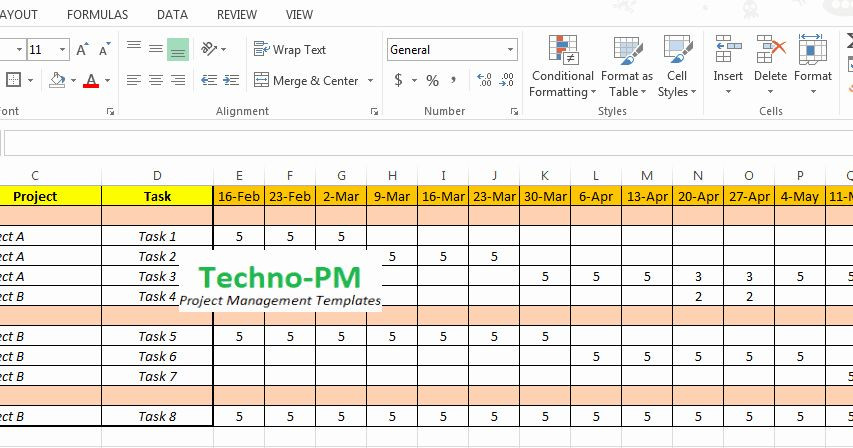 Resource Planning Excel Template Free Pin On Examples Daily Work Plan Templates