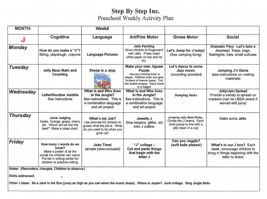 School Age Lesson Plan Template Download Free Weekly Lesson Plan Template Lots Of Free