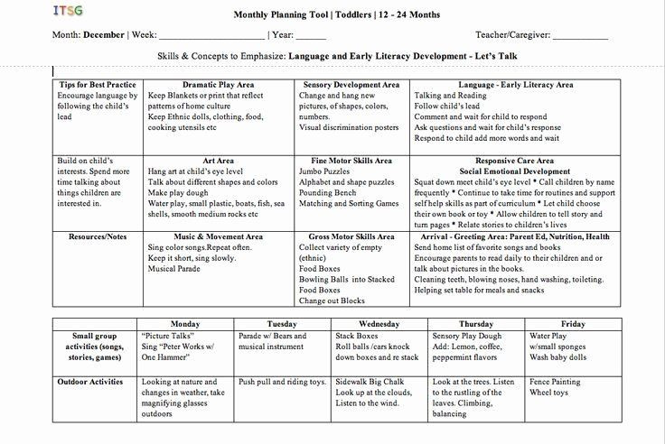 School Age Lesson Plan Template School Age Lesson Plans Template New Sample Lesson Plans