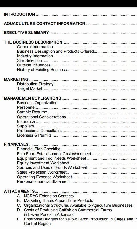 Small Farm Business Plan Template Small Farm Business Plan Template Lovely Farm Business Plan