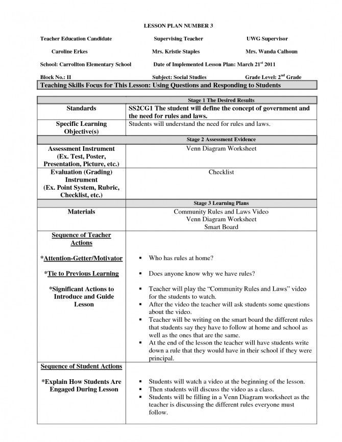 Social Skills Lesson Plan Template Bible Study Lesson Plan Template Fresh Bible Study Lesson