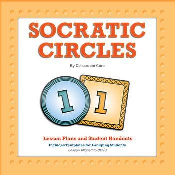 Socratic Seminar Lesson Plan Template socratic Circles Lesson Plan