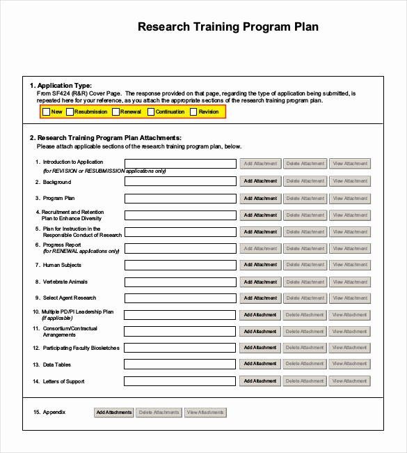 Software Training Plan Template software Training Plan Template Best 25 Training Plan