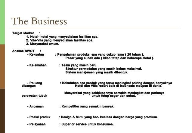 Spa Business Plan Template Massage Business Plan Template Free Inspirational How to