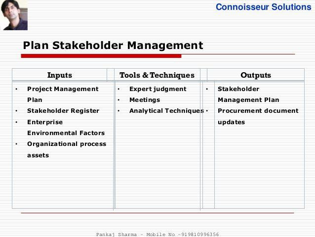 Stakeholder Management Plan Template Excel Stakeholders Management Plan Template Lovely Project