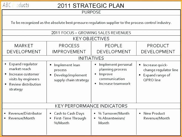 Strategic Account Plan Template Account Management Plan Template Fresh A Sales Account Plan