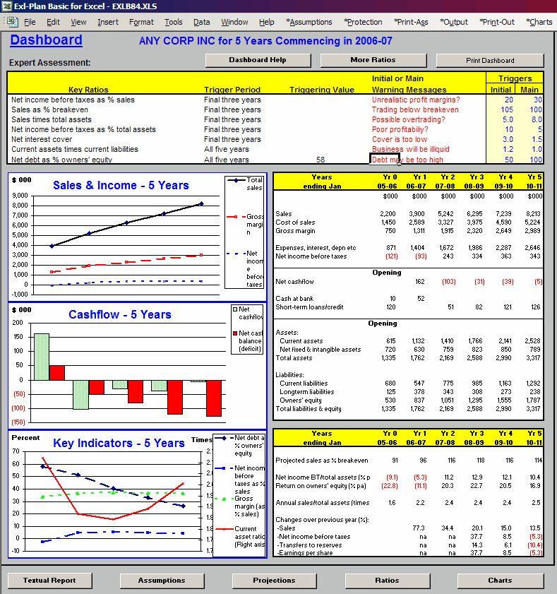 Strategic Plan Template Free Business Plan Template Excel Best Free Business Plan