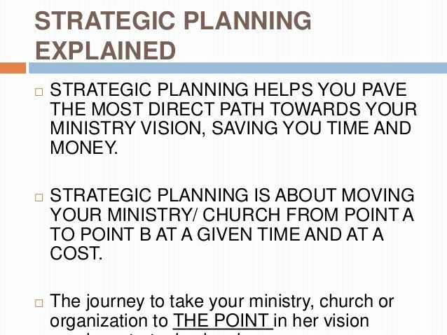 Strategic Planning for Churches Template Church Strategic Planning Template Beautiful Strategic