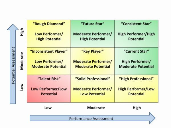 Succession Planning Template for Managers Succession Planning Template for Managers New 9 Box Grid