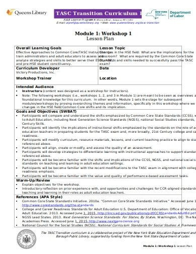 Swbat Lesson Plan Template Ccss Lesson Plan Templates In 2020