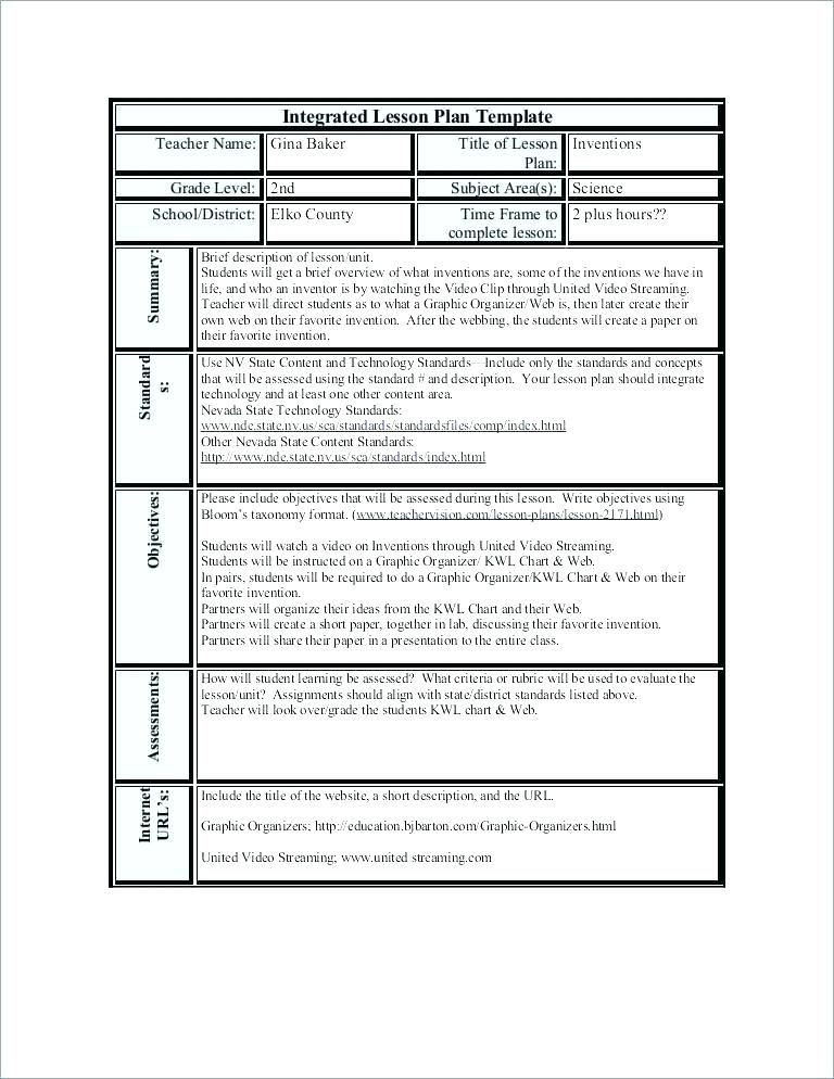 Teaching Strategies Lesson Plan Template Direct Instruction Google Search