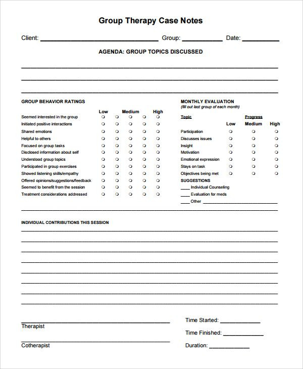 Treatment Plan Template for Counseling Image Result for Parents Counseling Recording format