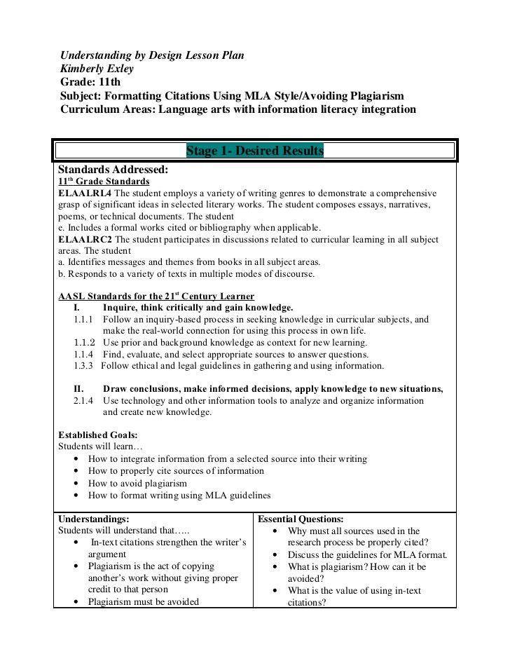 Ubd Lesson Plan Template Ubd Lesson Plan Template Stylish Ubd Plan Instpartnertask