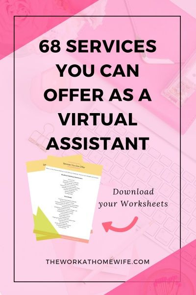 Virtual assistant Business Plan Template Free Printable Service List] Virtual assistant Services You