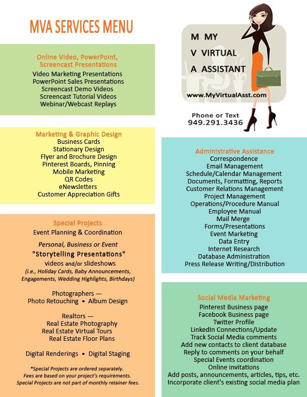 Virtual assistant Business Plan Template Pin On Virtual assistant Services