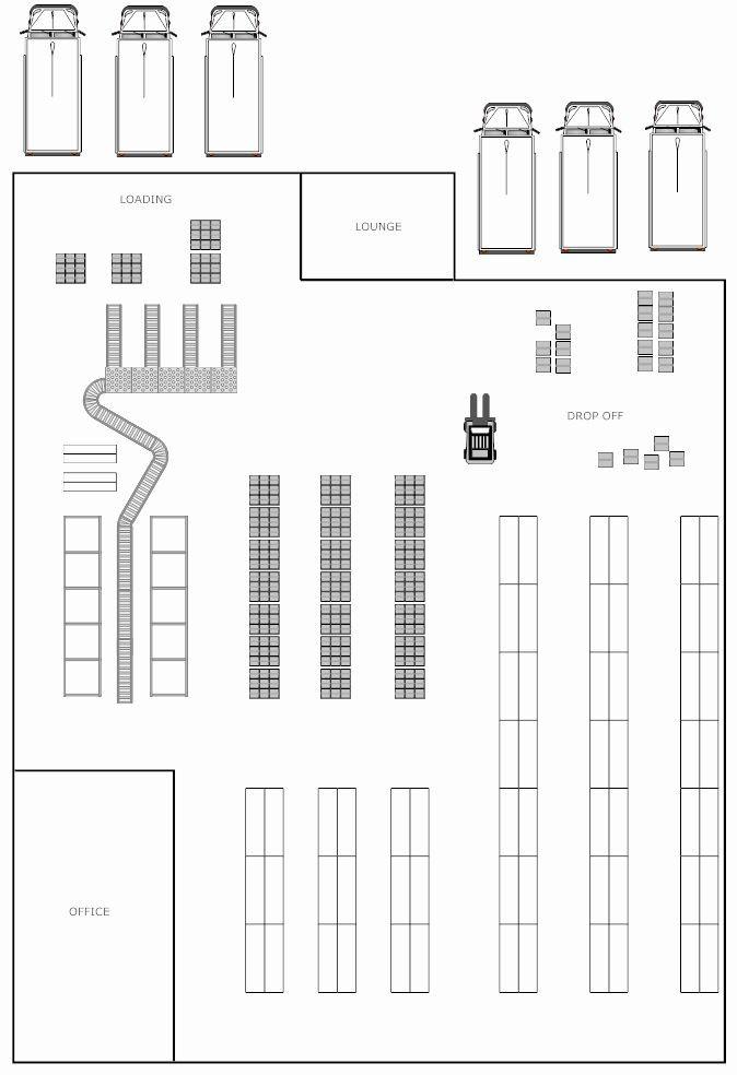 Warehouse Floor Plan Template Warehouse Floor Plan Template Elegant Restaurant Kitchen