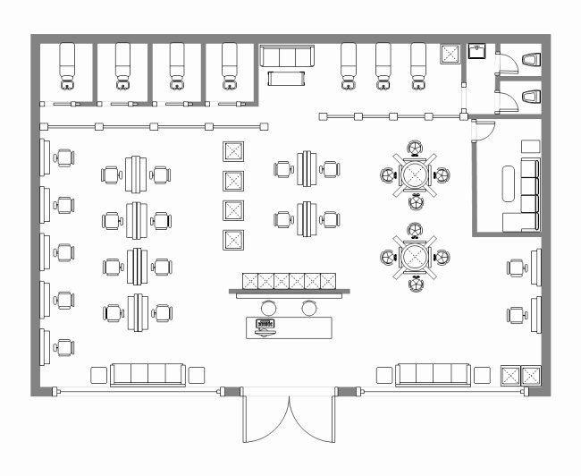 Warehouse Floor Plan Template Warehouse Floor Plan Template New 23 Simple Floor Layout