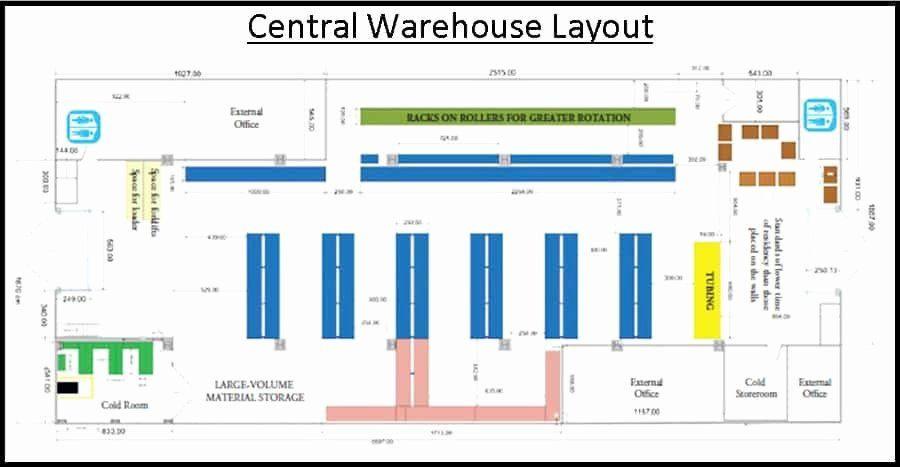 Warehouse Floor Plan Template Warehouse Floor Plan Template New Warehouse Layout