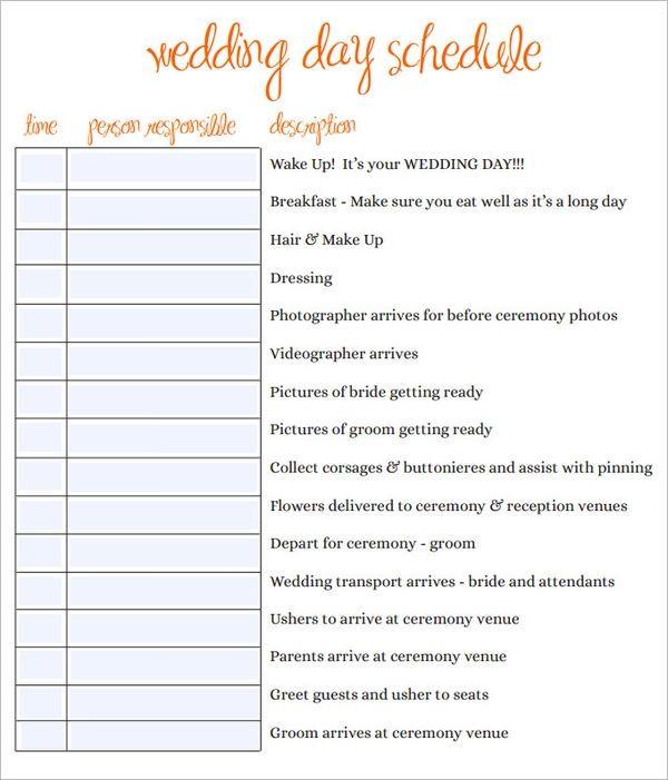 Wedding Plan Template Excel Doc Pdf Psd Free & Premium Templates In 2020