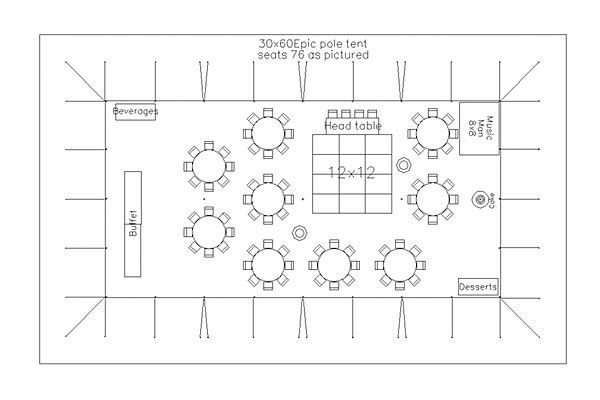 Wedding Reception Floor Plan Template Pin On Wedding