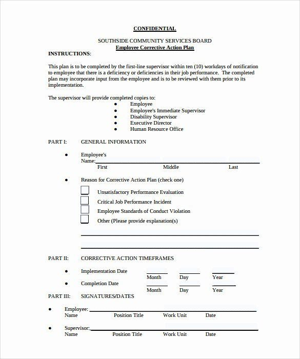 Whole Foods Action Plan Template Employee Action Plan Template Elegant Employee Action Plan