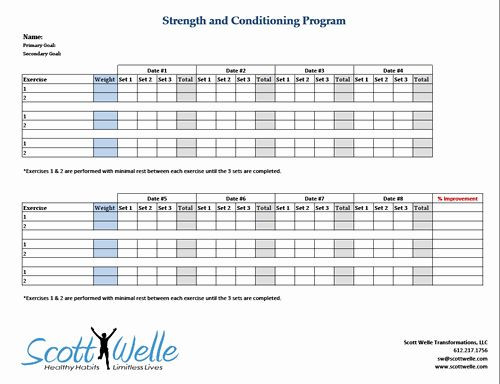 Workout Plan Template Excel Workout Plan Template Excel Beautiful Progressive Overload