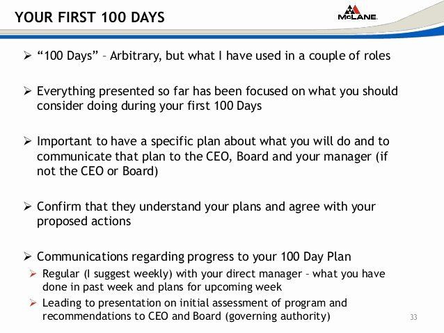 100 Day Plan Template Excel Pin On Business Plan Template for Startups