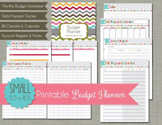 5 5 X 8 5 Planner Template Small Printable E Page Weekly Sized 5 5 X by