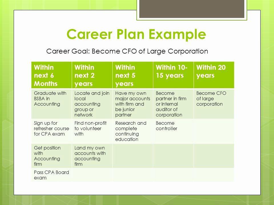 5 Year Plan Template Career 5 Year Career Plan Template Lovely Synergy A Presentation