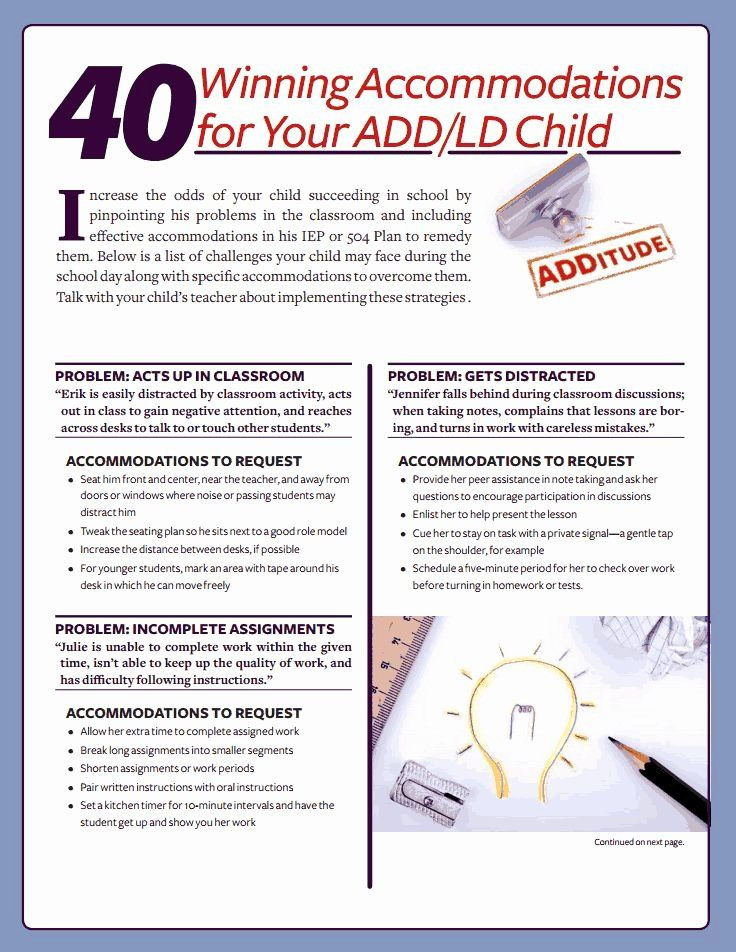 504 Plan Template Adhd Pin On Simple Business Plan Templates