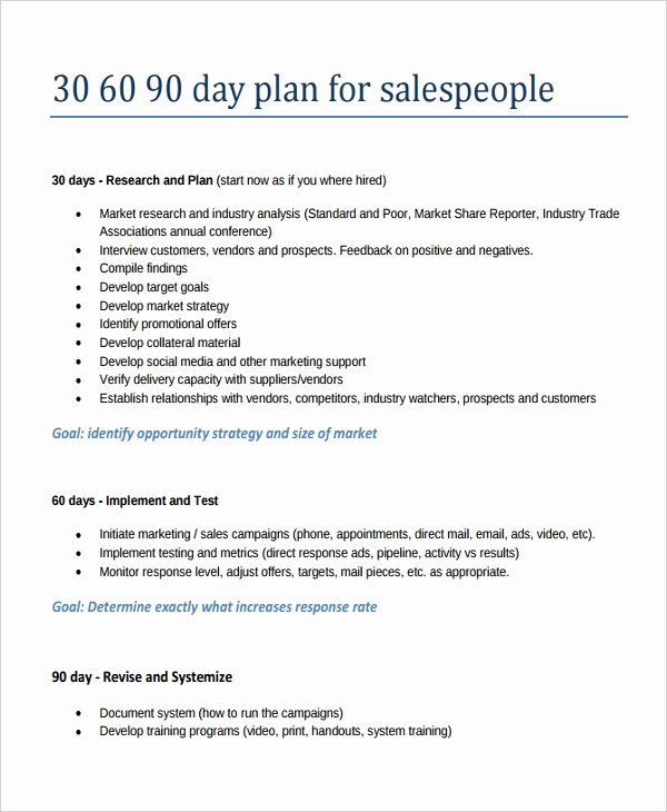 90 Day Game Plan Template 90 Day Action Plan Template Beautiful 21 30 60 90 Day Action